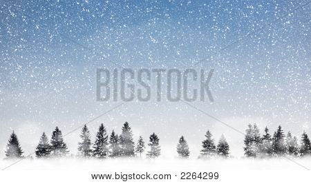 schneien