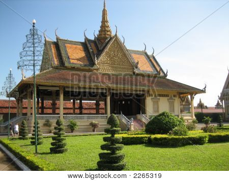 Royal Palace Cambodia