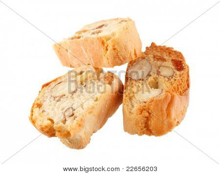 Italian cookies - cantucci