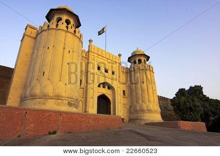 Lahore Fort, Pakistan