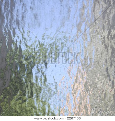 Glass Texture Iv