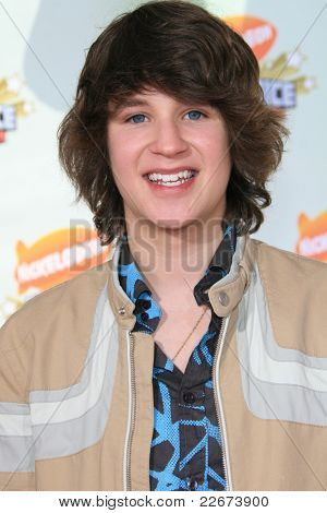 LOS ANGELES - MAR 31: Devon Werkheiser at the 2007 Kids' Choice Awards at UCLA in Los Angeles, California on March 31, 2007