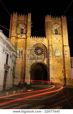Se Cathedral Lisbon Portugal