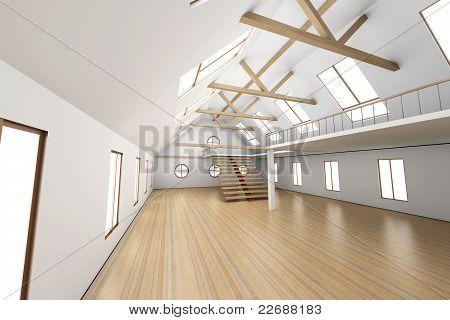 Architecture Interior.