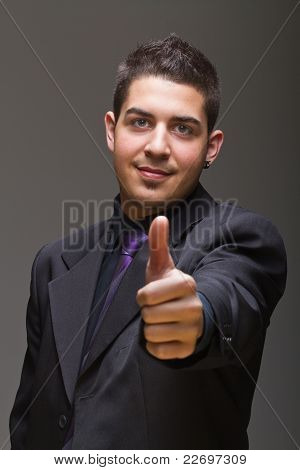Thumb Up For My Future