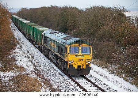 Snow freight