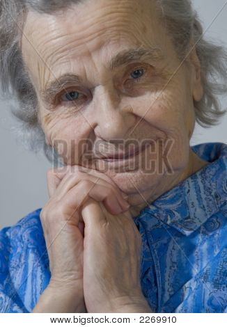 Elderly Woman Serie