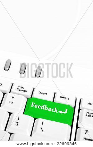 Chave de feedback