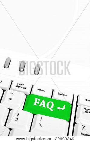 FAQ-Schlüssel