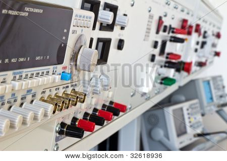 Laboratory Electric Measurement Apparatus And Measuring Instruments