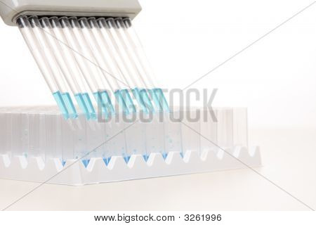Pipetting - Dispensing Fluid