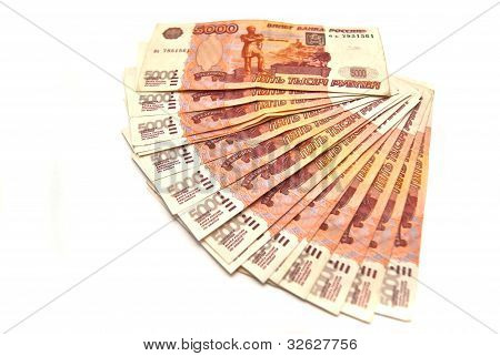 Banknotes Of Russian