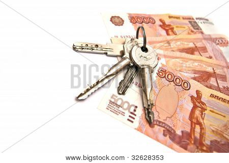 Money And Keys