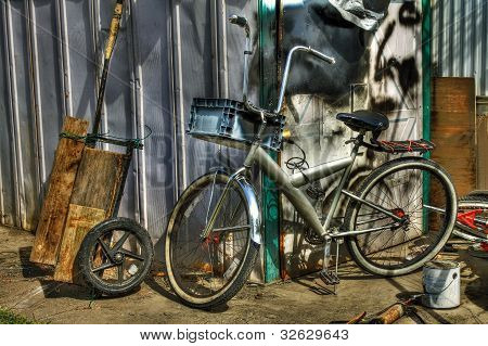Town Bicycle