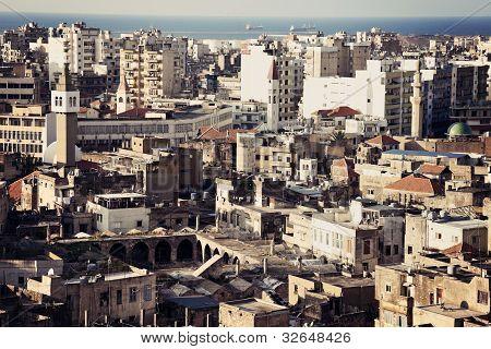 Architecture Of Tripoli