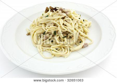 Carbonara Spaguetti