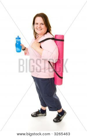 Plus Sized Fitness - Full Body