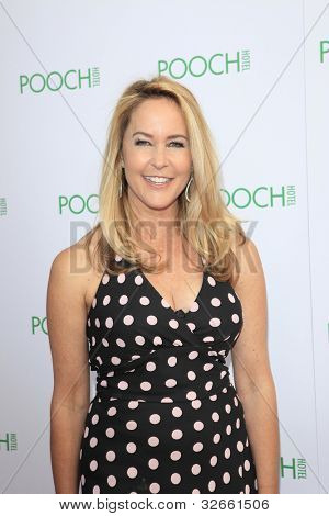 LOS ANGELES, CA - MAY 3: Erin Murphy at the grand opening of the Pooch Hotel on May 3, 2012 in Hollywood, Los Angeles, CA. The Pooch Hotel is billed as a luxury hotel and daycare exclusively for dogs.