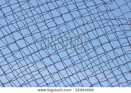 Wire background