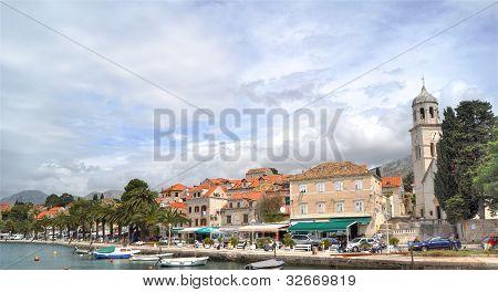 Cavtat Kroatien