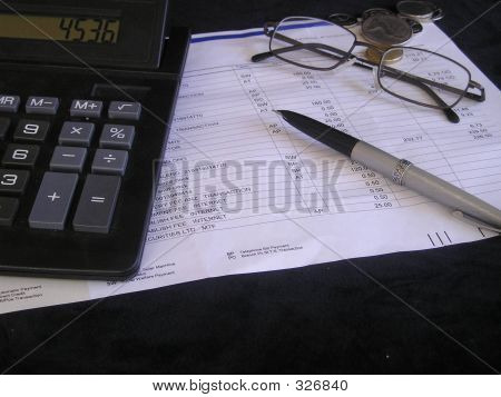 Bank Reconciliation Kit