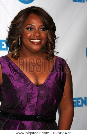 LOS ANGELES - MAY 4:  Sherri Shepherd arrives at the 4th Annual Night of Generosity Gala Event at Hollywood Roosevelt Hotel on May 4, 2012 in Los Angeles, CA