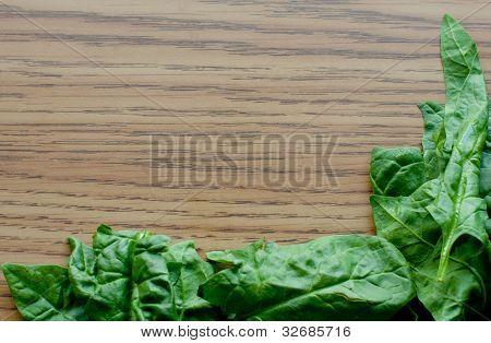 Corner Spinach