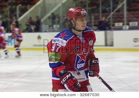 "Hockey Match ""spartak""-""cska"""