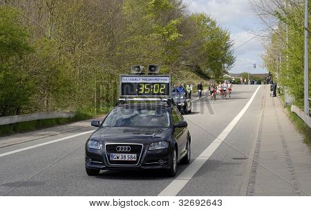 Leading Time Car