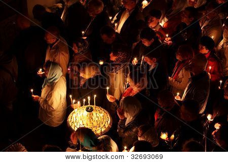 Easter In The Orthodox Church