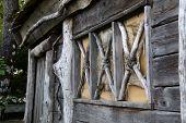 Beautiful Viking Village At The Famous Walchensee poster