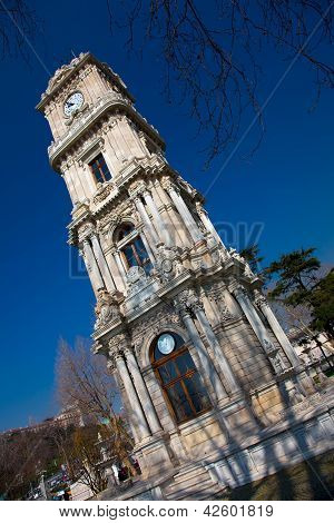 Swatch Tower Of Yildiz, Istambul, Turkey