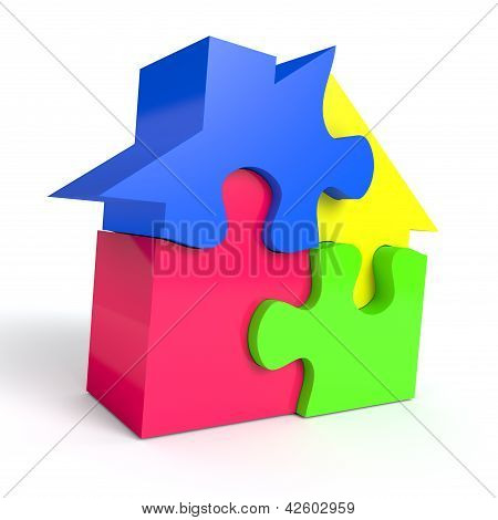 Jigsaw House