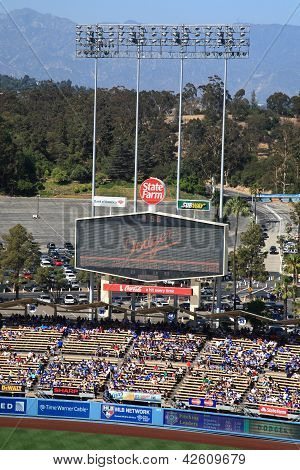 Dodger-Stadion Los Angeles dodgers