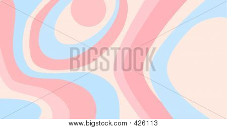 Pink-blue Background