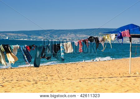 Washed Clothes