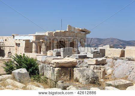 Fragment Of Parthenon