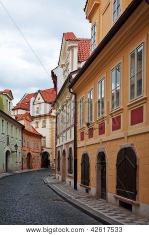 Prague Streets, Lesser Side