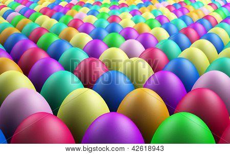 Endless Easter Eggs