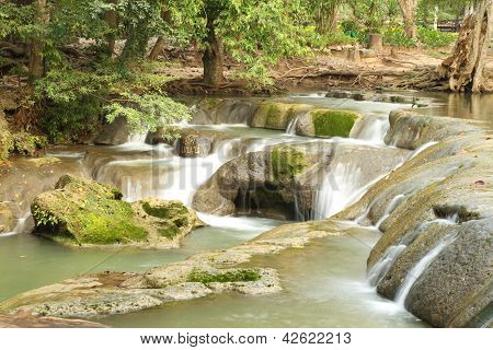 Waterfall Named