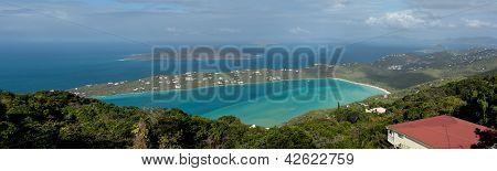 Panoramic View Of Magens Bay