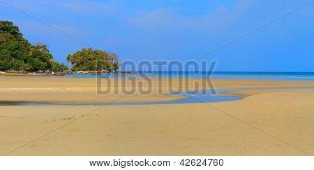 Exotic Bay in Phuket island Thailand