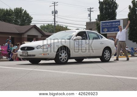County Executive Buick Car