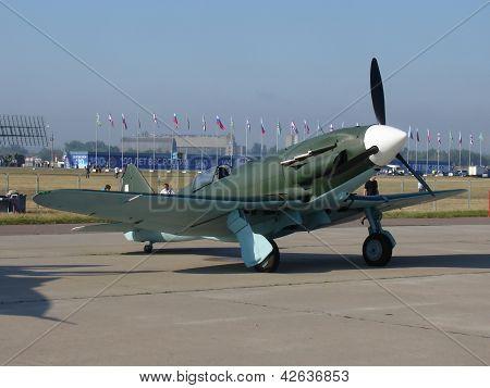Fighter Mig-3