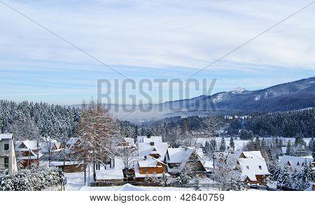 Zakopane-Stadt