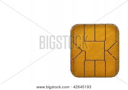 Chip Card, Close up