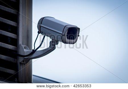 Surveillance Camera Side