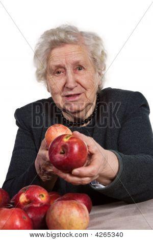 Take An Apple!