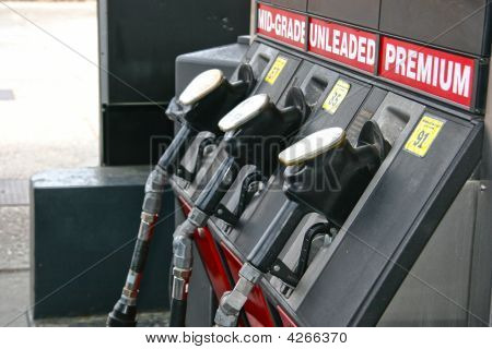 Gas Pump Handles