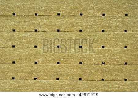 Thermal Insulation Material Texture